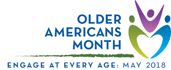 2018 Older Americans Month theme